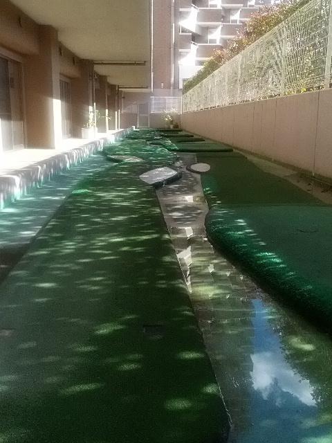 本物のゴルフクラブに触れる 座和の昔話 2
