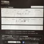 【試打レポート】YAMAHA フォージドアイアン3種